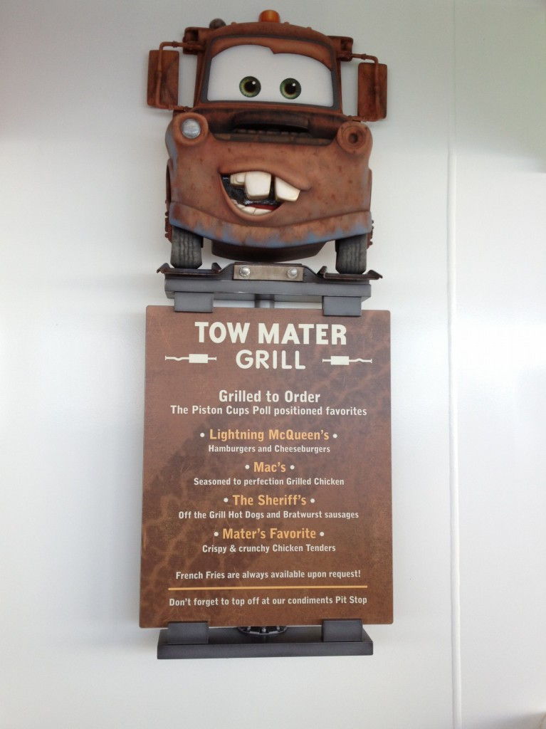 To Mater Grill