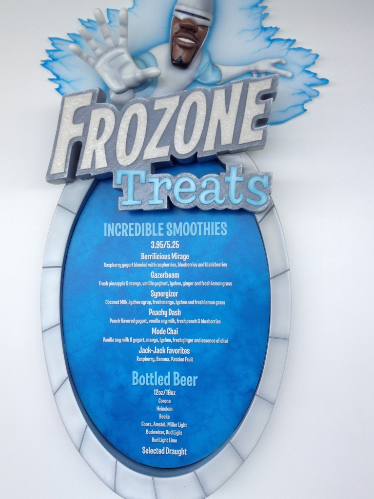 Frozone Treats