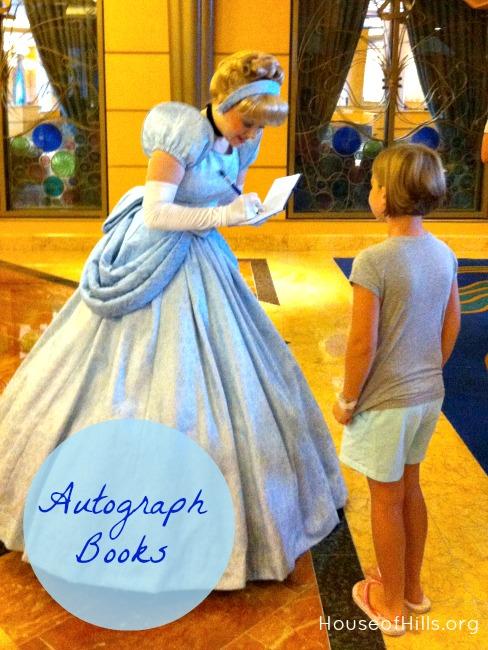 Disney Autograph Books HouseofHills.org