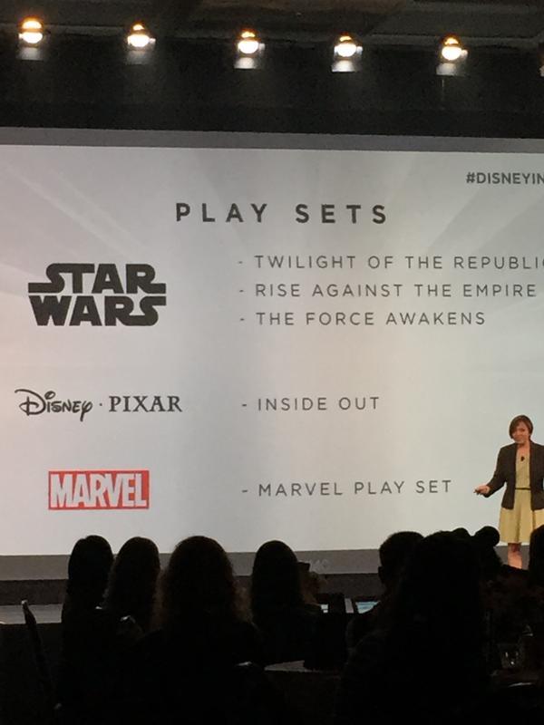 Disney Infinity Playsets
