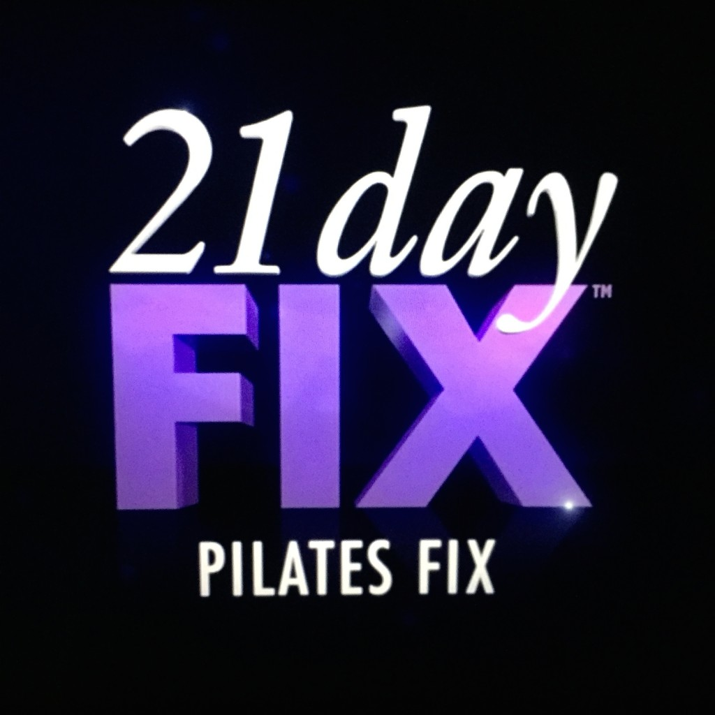 21 Day Fix Day 4 Workout