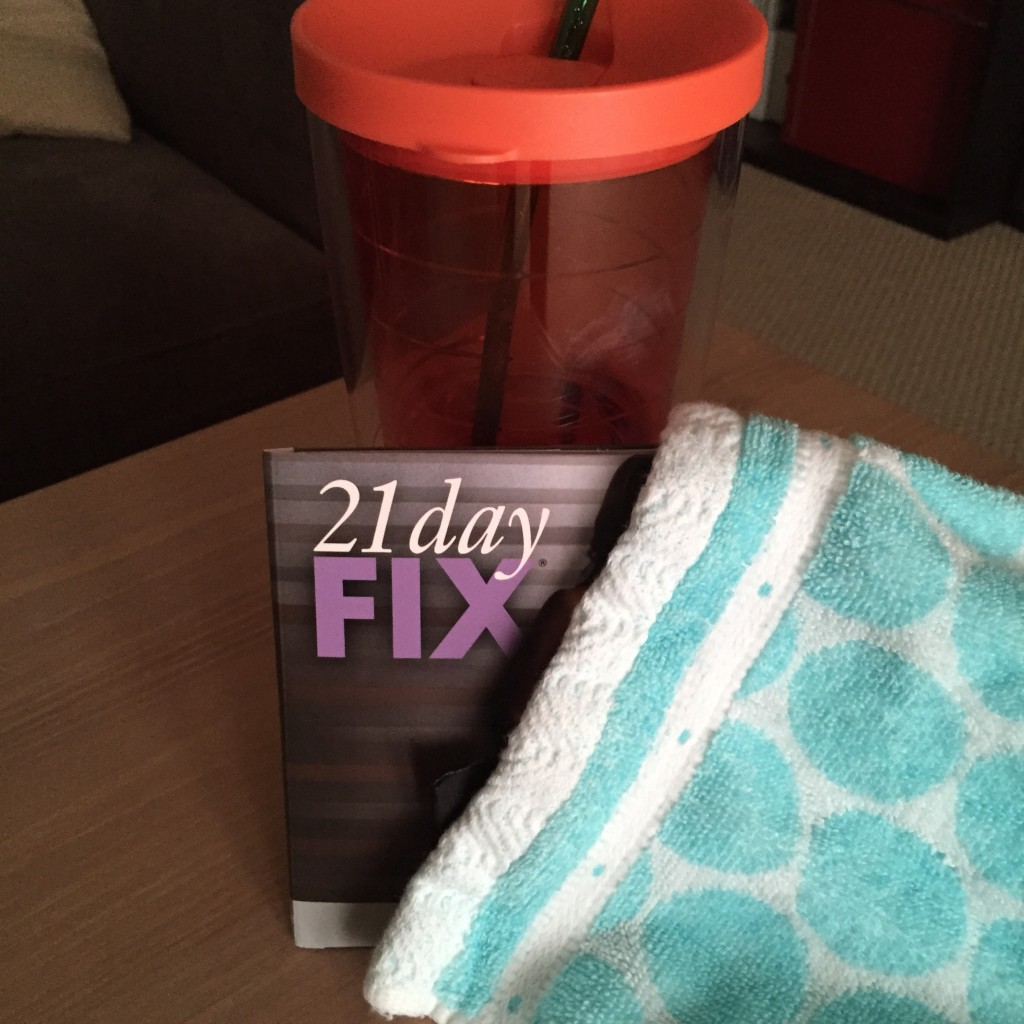 21 Day Fix Day 5 Workout Cardio Fix