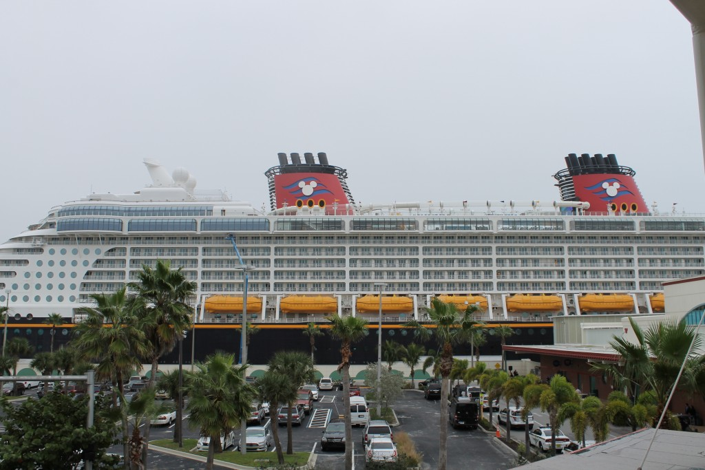 Disney Cruise - Disney Dream Port Canaveral