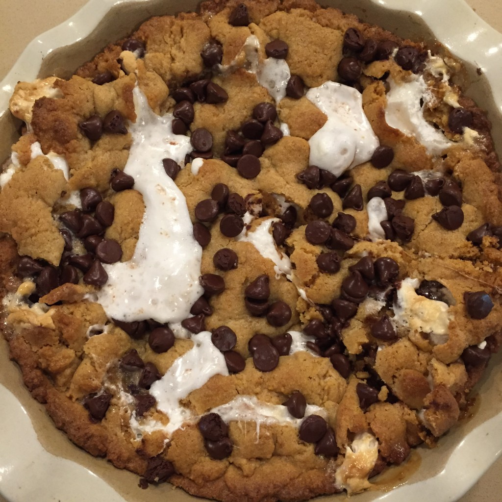 Smores Pie - House of Hills